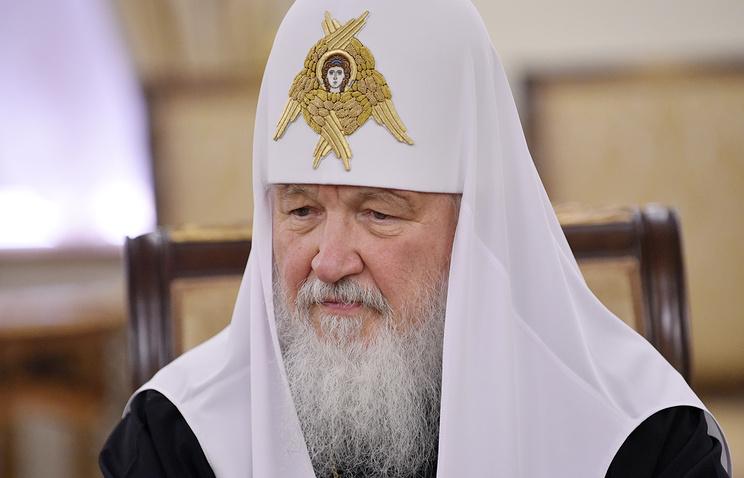 Патриарх Кирилл в преддверии юбилея революции призвал общество выучить уроки истории, «чтобы не наступать на те же самые грабли»