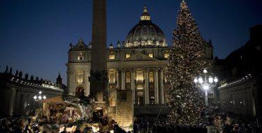 Рождественская ель в Ватикан приедет в этом году из Польши