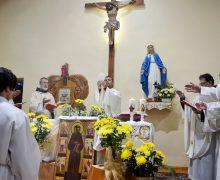 День памяти св. Франциска Ассизского в Новосибирске