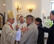 Владыка Иосиф Верт посетил с пастырским визитом приходы Новокузнецка и Прокопьевска