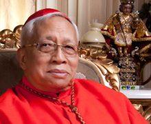 В возрасте 86 лет скончался филиппинский кардинал Видаль