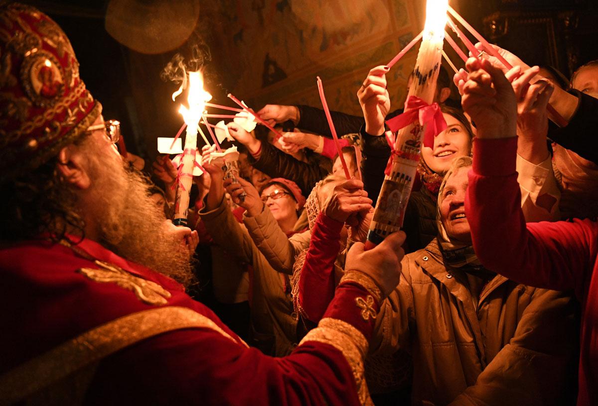 Правительство России утвердило новые противопожарные правила для храмов и церквей
