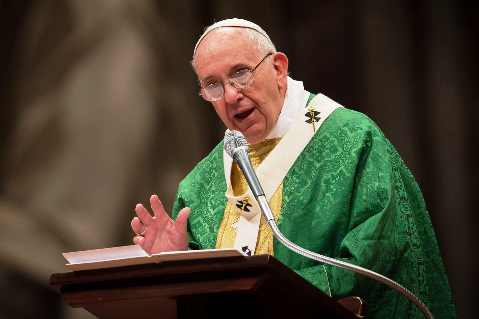 Международная организация «Pro Pope Francis» создана для защиты понтифика от нападок внутри Церкви