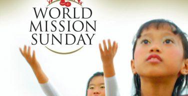 Послание Святейшего Отца Франциска на Всемирный День Миссий 2017 года