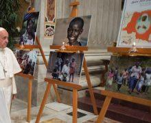 Папа возглавил молитву о мире в Южном Судане и Демократической Республике Конго