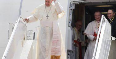 21-й апостольский визит: Папа прибыл в Мьянму (+ ФОТО)