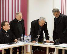 Говорят участники XLVI пленарного заседания ККЕР…