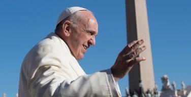 На общей аудиенции Папа начал цикл наставлений о Евхаристии