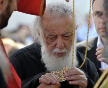 Илия II назвал местоблюстителя патриаршего престола Грузинской Церкви