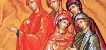 Главной темой ноябрьского номера ватиканского журнала стали православные женщины