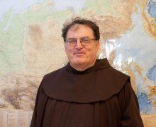 Старейшему францисканцу епархии о. Коррадо Трабукки — 70 лет!