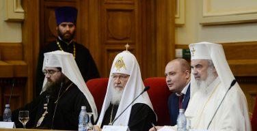 Патриарх Кирилл раскритиковал лозунг «Свобода, Равенство, Братство»