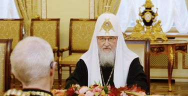 Нынешняя атеизация Запада страшнее того, что было в СССР, считает патриарх Кирилл