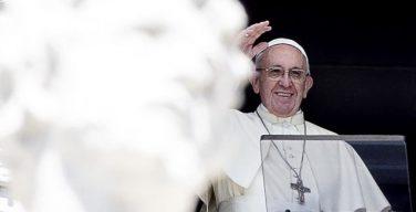 Слово Папы Франциска перед чтением молитвы «Ангел Господень» в торжество Христа Царя. 26 ноября, площадь Св. Петра