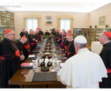 Папа Франциск учредил третью секцию в Госсекретариате Святого Престола