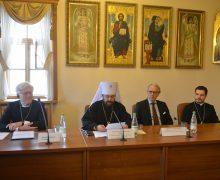 Митрополит Иларион призвал Евангелическую церковь в Германии присоединиться к помощи христианам на Ближнем Востоке