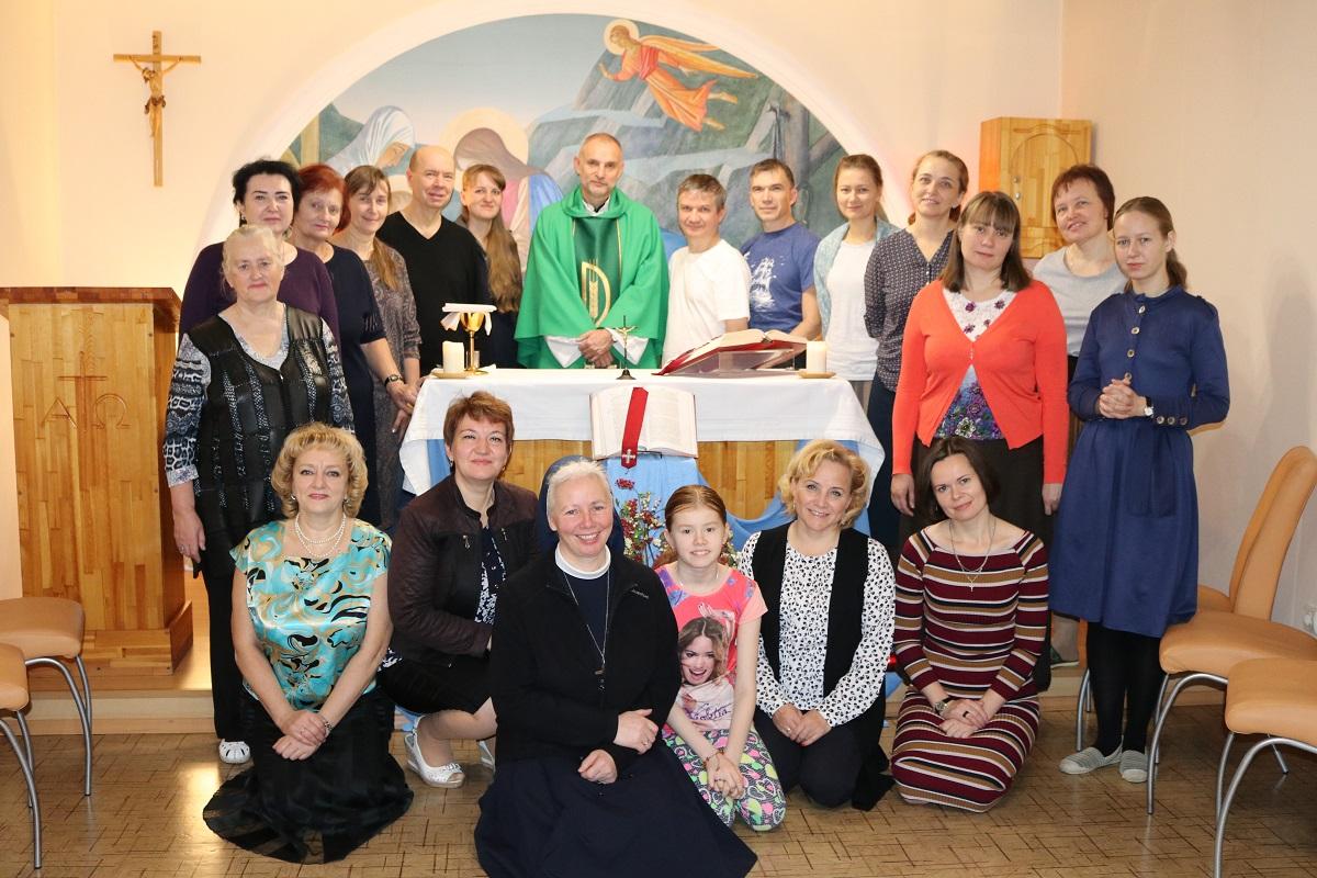 Под Новосибирском прошла очередная встреча катехизаторов Преображенской епархии