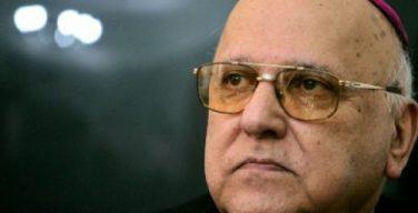 Латинский патриарх Иерусалима на покое удостоен Арафатовской премии