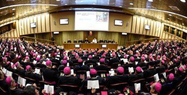 Установлены даты проведения очередного Синода епископов