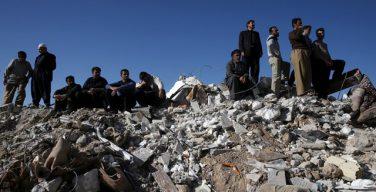 Папа выразил соболезнование пострадавшим от землетрясения в Иране и Ираке