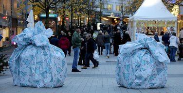 В Германии в преддверии Рождества с целью профилактики терактов устраивают специальные заграждения