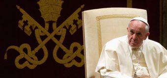 Папа пожелал Украине мира и экуменической гармонии (+ ФОТО)