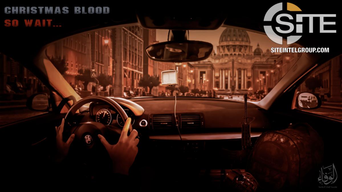 Исламисты грозят пролить «рождественскую кровь» в Ватикане