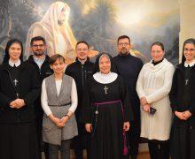 Первая встреча экономов и секретарей католических епархий России прошла в Новосибирске