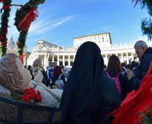 Angelus 17 декабря. Папа: не может быть Рождества без Иисуса Христа