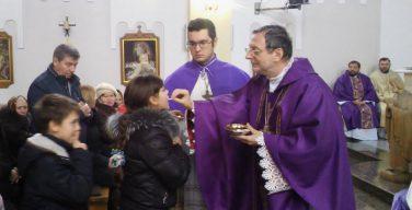 Апостольский нунций на Украине монс. Клаудио Гуджеротти побывал в Донецке (ФОТО)
