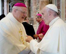 Папа Франциск назначил шведского кардинала Арборелиуса в Совет по христианскому единству