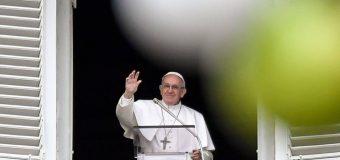 Слово Папы Франциска перед чтением молитвы «Ангел Господень» во 2-е воскресенье Адвента. 10 декабря, площадь Св. Петра