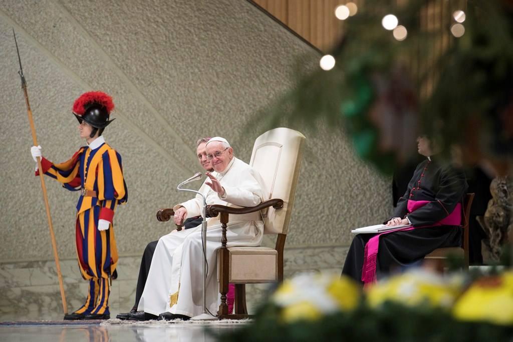 На общей аудиенции Папа объяснил значение начальных обрядов Святой Мессы