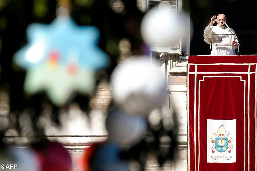 Папа: быть свидетелями Христовой любви подобно Стефану Первомученику