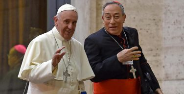 Папа Франциск поддержал кардинала Марадьягу