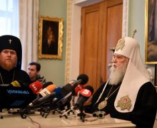 Киевский патриархат распространил заявление относительно возможного диалога с РПЦ