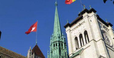 Христиане Женевы подписали совместную декларацию