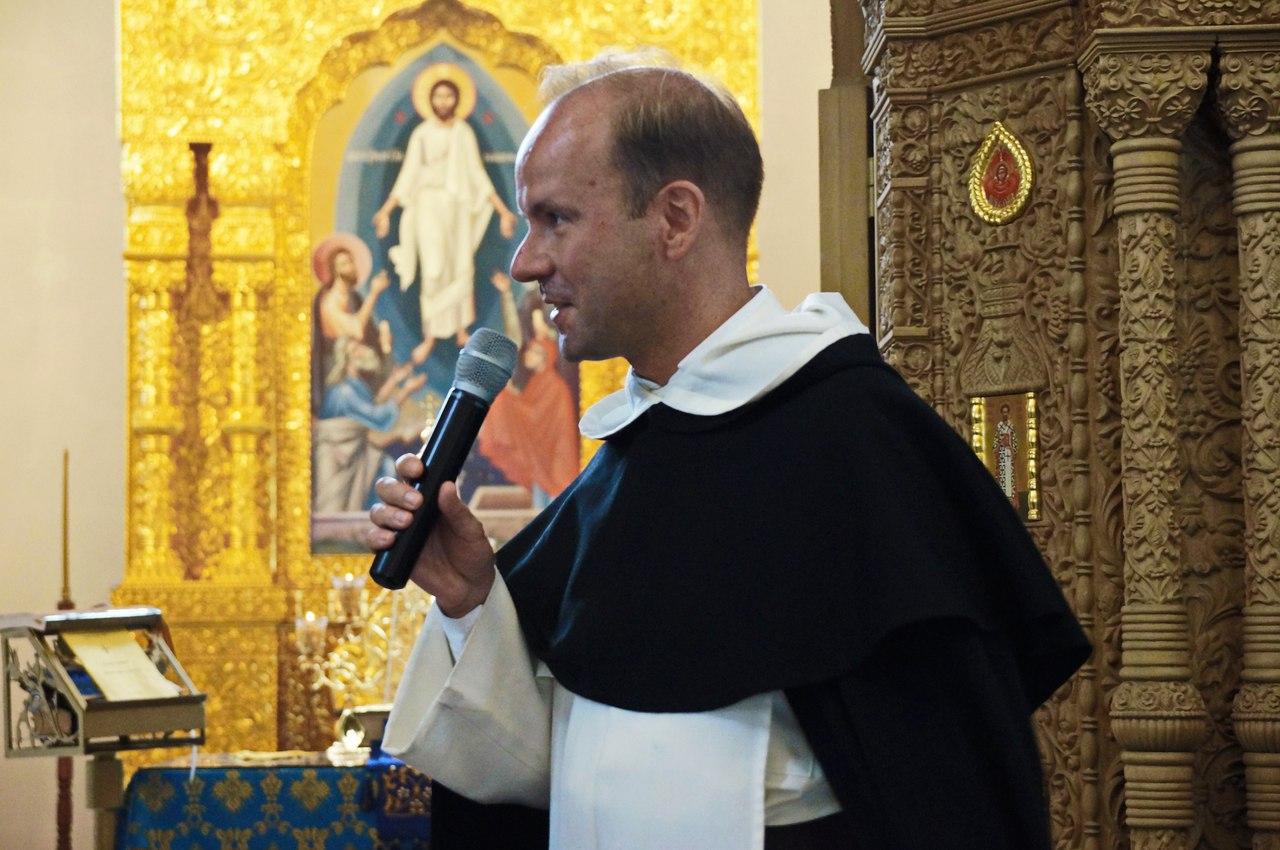 Отец Дестивель: отношения между РПЦ и Св. Престолом вступили в новую фазу