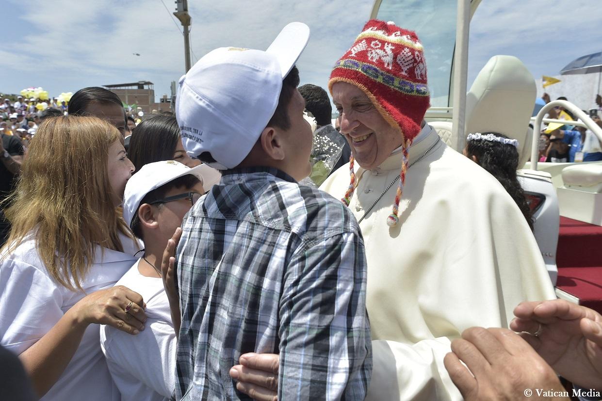 Первые плоды визита Папы Франциска в Перу