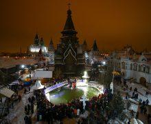 В крещенских купаниях в России приняли участие около 1,8 млн. человек