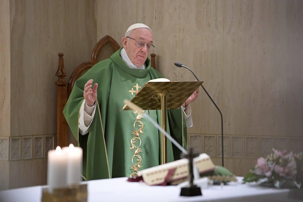 Папа: христианская молитва — рождается от веры и требует мужества