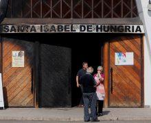 Сантьяго-де-Чили: нападения на храмы накануне визита Папы Франциска