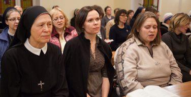 В Новосибирске прошел организованный Епархиальным центром семьи семинар «Мужчиной и женщиной сотворил их»