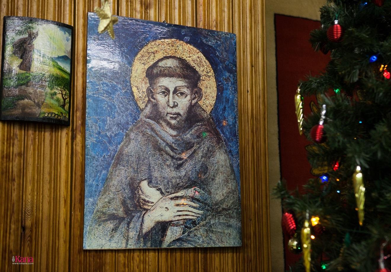 Праздник в Католической школе Рождества Христова 19 января 2018 года