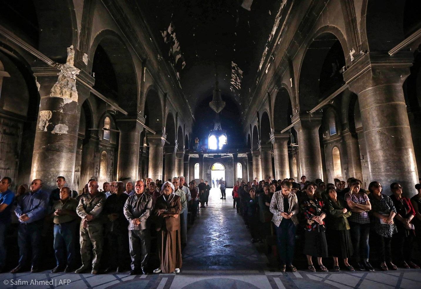 В общей сложности более 215 млн. христиан сегодня подвергаются преследованиям во всем мире
