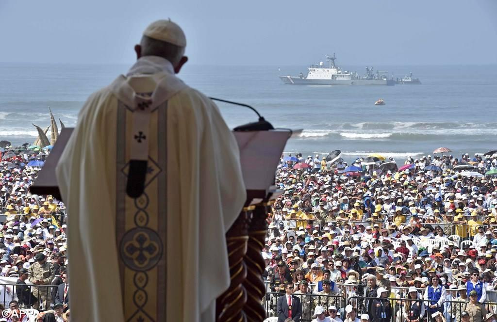 Папа на Мессе в Трухильо: испытания помогают понять, чем наполнена наша жизнь (+ ФОТО)