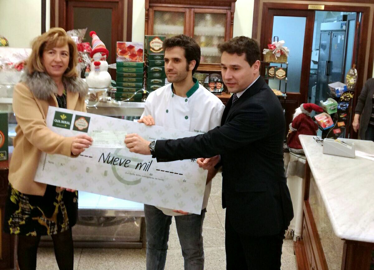 Испанская кондитерская спрятала 9 тыс. евро в новогоднем «пироге волхвов»
