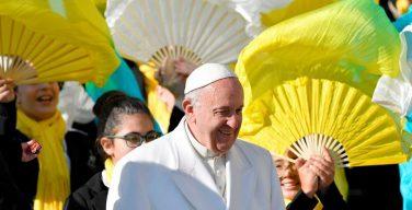 Папа рассказал о своём апостольском визите в Чили и Перу. Общая аудиенция 24 января (ФОТО)
