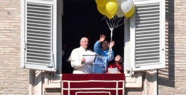 Angelus 28 января. Папа: услышать слово Иисуса среди мирского шума