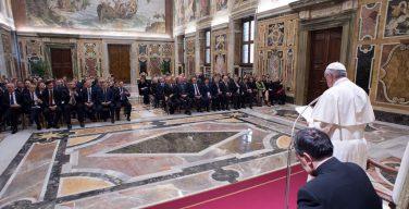 Папа: безразличие — это вирус наших дней